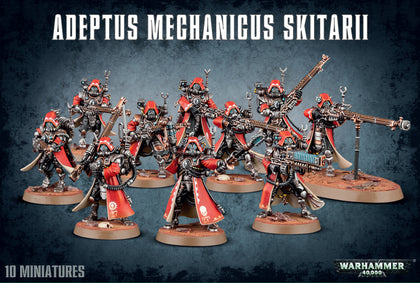 Adeptus Mechanicus Skitarii Rangers - Model Play by Games Workshop The Chelsea Gamer