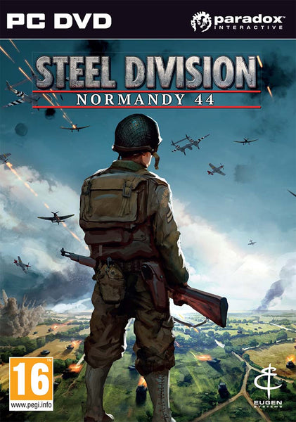 Steel Division Normandy 44 - PC - Video Games by Ikaron The Chelsea Gamer