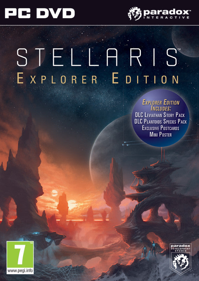 Stellaris Explorer Edition - PC