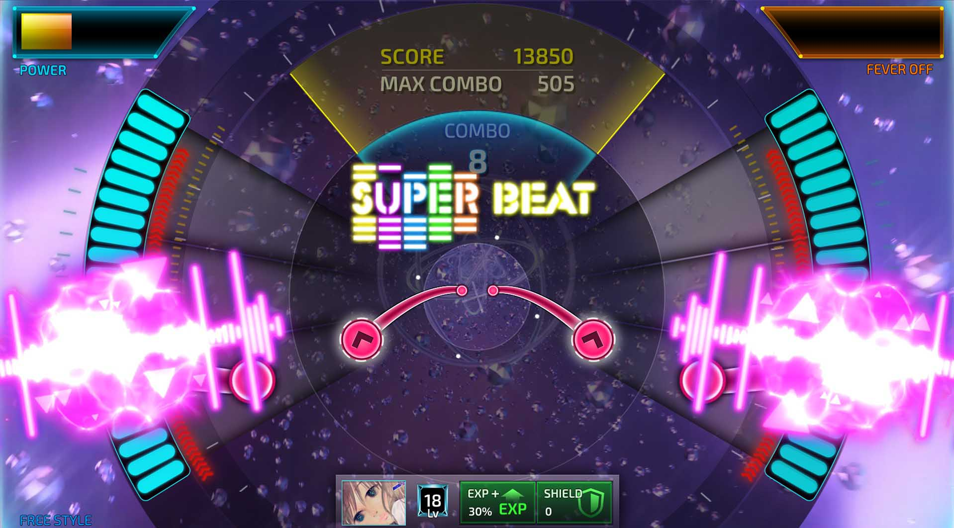 Superbeat Xonic EX - Nintendo Switch