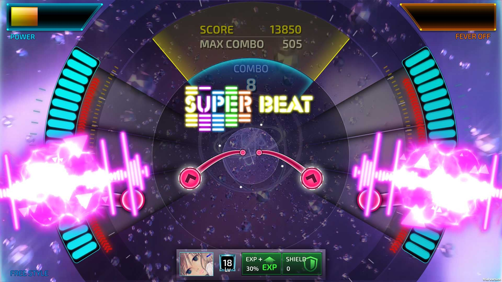 Superbeat Xonic EX - PS4 - Video Games by Rising Star Games The Chelsea Gamer