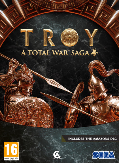 TROY: A Total War Saga Limited Edition