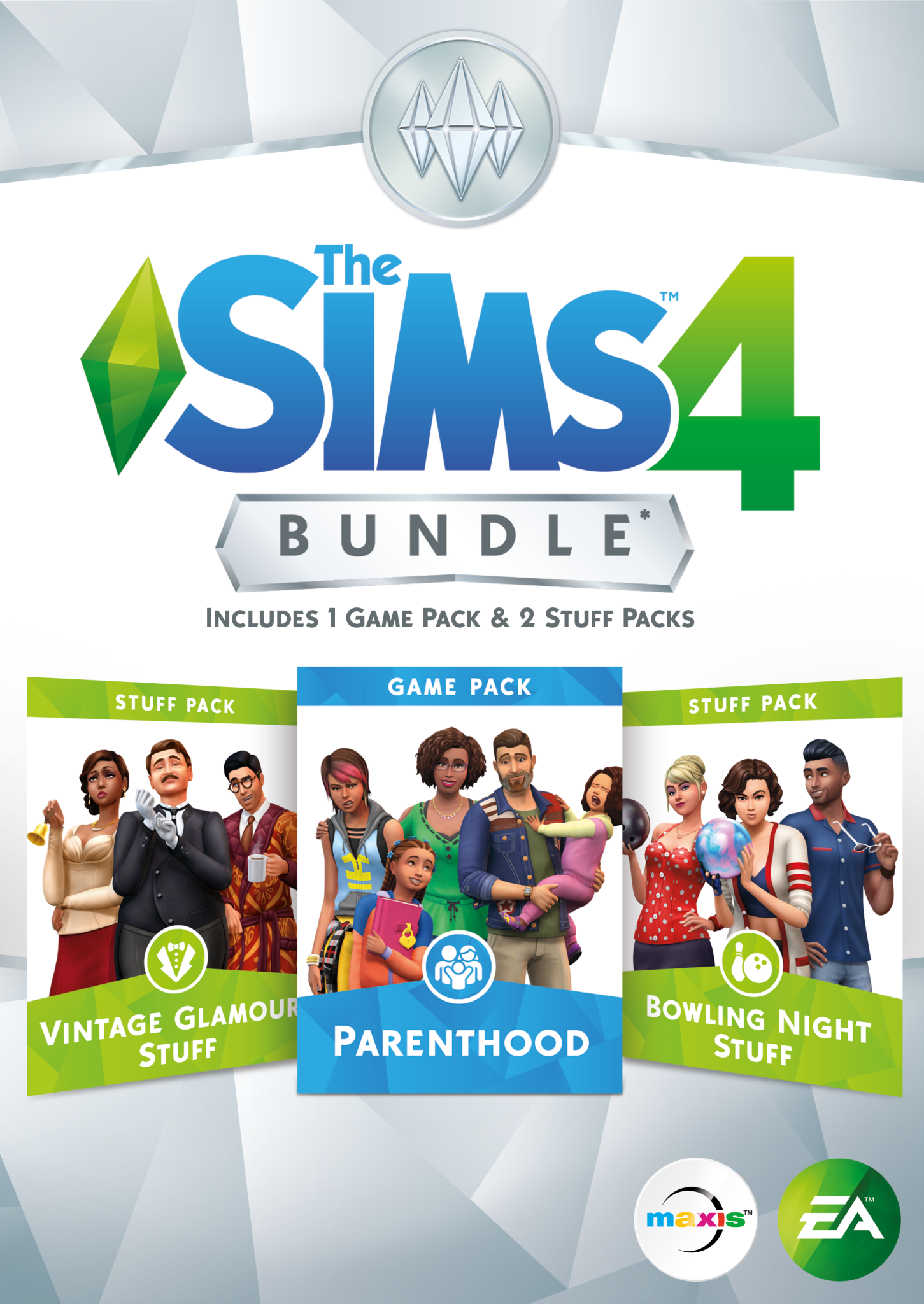 The Sims™ 4 - Bundle Pack 9 - PC - Video Games by Electronic Arts The Chelsea Gamer