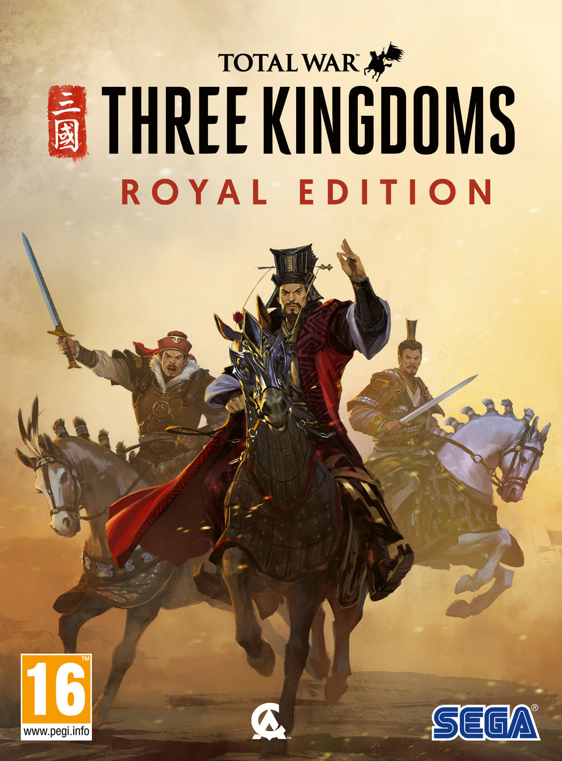 Total War: THREE KINGDOMS Royal Edition