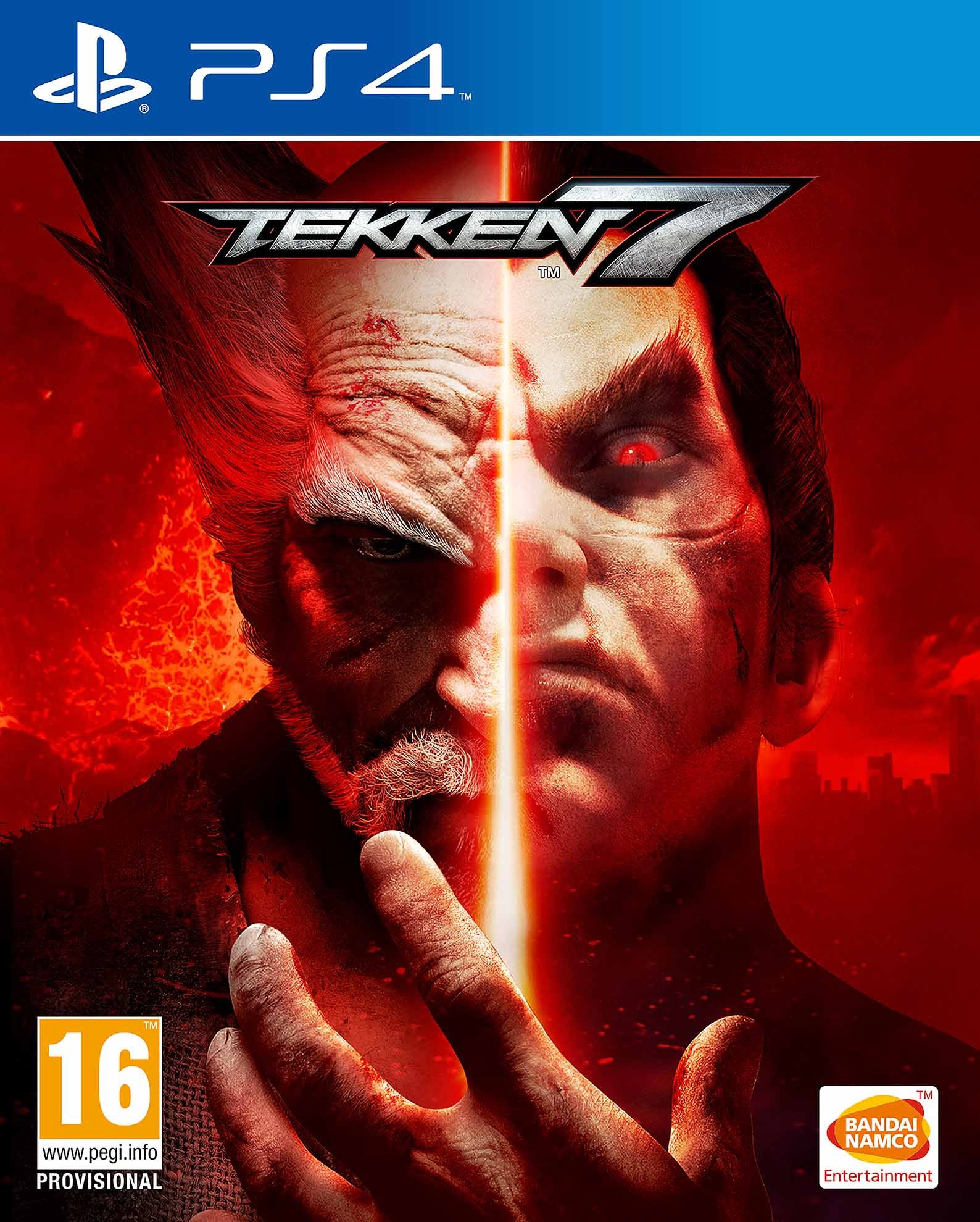 Tekken 7 - PS4 - Collectors Edition - Video Games by Bandai Namco Entertainment The Chelsea Gamer