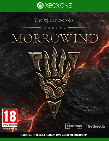 The Elder Scrolls Online: Morrowind - Xbox One - Video Games by Bethesda The Chelsea Gamer