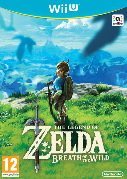 The Legend of Zelda: Breath of the Wild - Wii U - Video Games by Nintendo The Chelsea Gamer