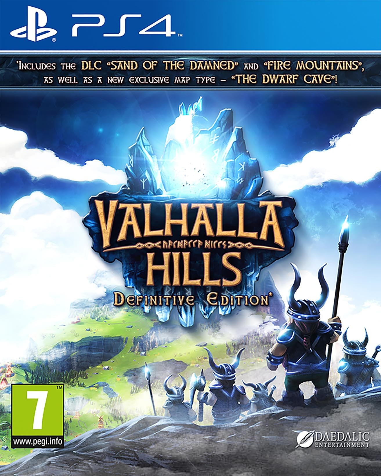 Valhalla Hills Definitive Edition - PS4 - Video Games by Kalypso Media The Chelsea Gamer