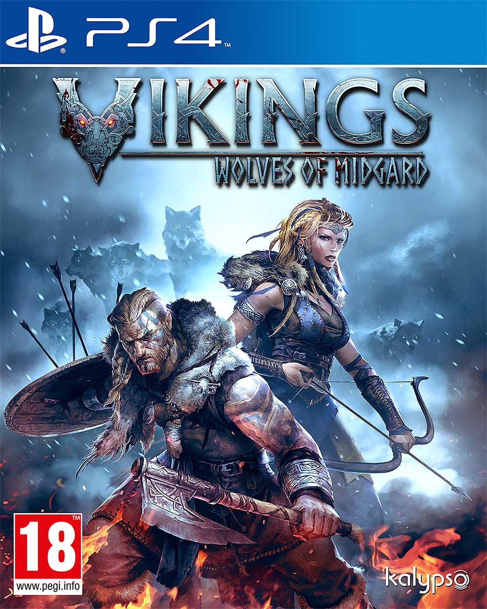 Vikings: Wolves of Midgard - PS4 - Video Games by Kalypso Media The Chelsea Gamer