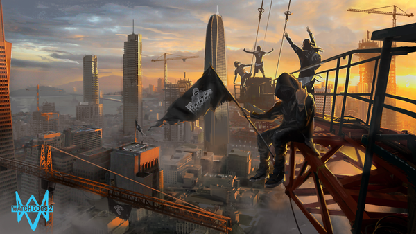 Watch Dogs® 2 PS4 - Video Games by UBI Soft The Chelsea Gamer