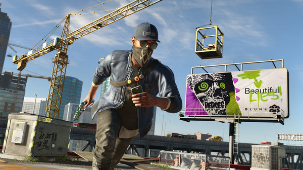 Watch Dogs® 2 Xbox One - San Francisco Collectors Edition - Video Games by UBI Soft The Chelsea Gamer