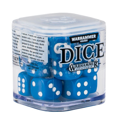 CITADEL 12mm DICE SET 20 dice - Colour picked at random - Model Play by Games Workshop The Chelsea Gamer