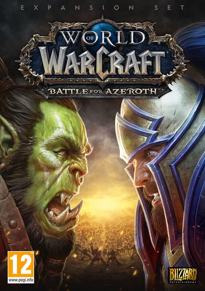 World of Warcraft®: Battle for Azeroth™