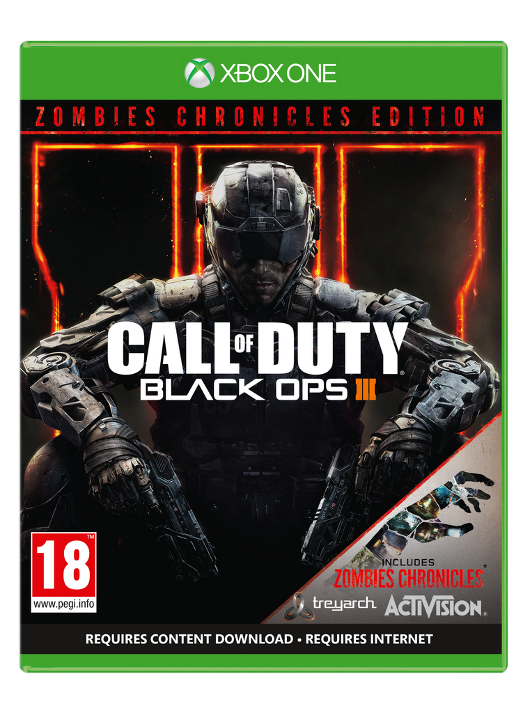 COD Black Ops 3 Zombies Chronicles - Xbox One - Video Games by ACTIVISION The Chelsea Gamer