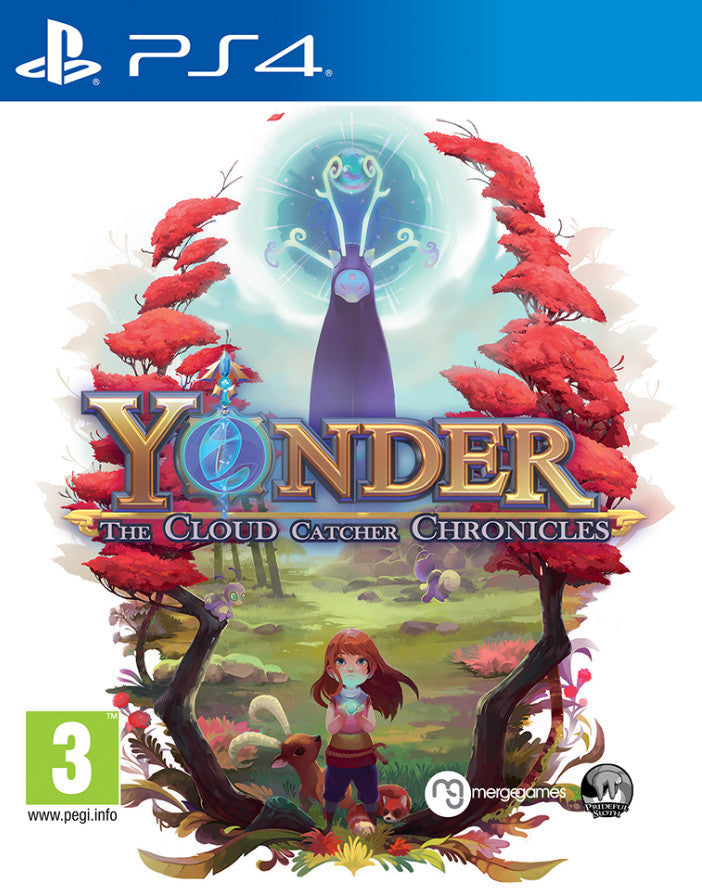 Yonder: The Cloud Catcher Chronicles - PS4