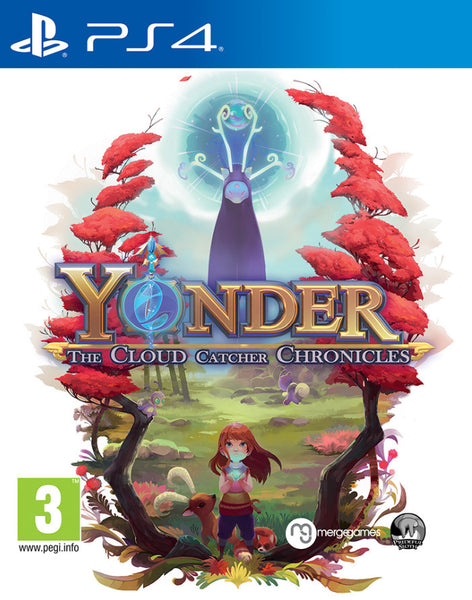 Yonder: The Cloud Catcher Chronicles - PS4 - Video Games by Merge Games The Chelsea Gamer