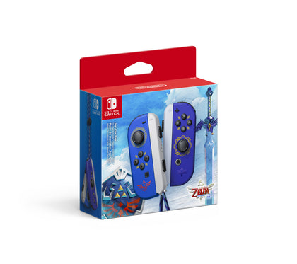 Joy-Con Pair - The Legend of Zelda: Skyward Sword Edition