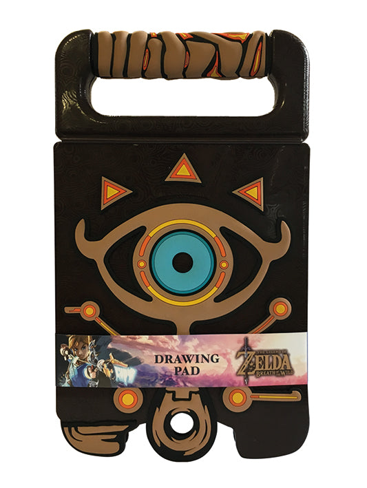 "Pyramid International ""The Legend Of Zelda: Breath Of The Wild Sheikah"" Notebook"