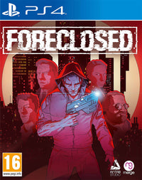 Foreclosed - PlayStation 4