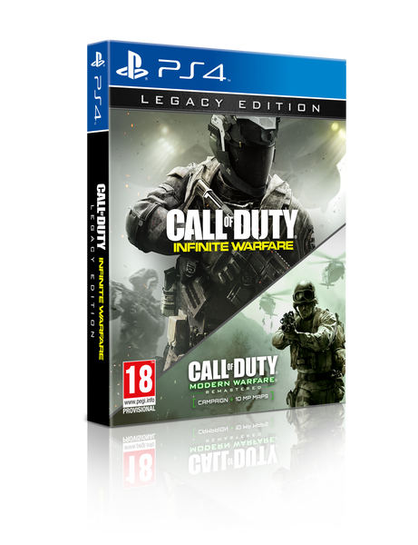 Call of Duty Infinite Warfare : Legacy Edition for PS4 - Video Games by ACTIVISION The Chelsea Gamer