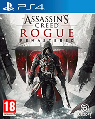 Assassins Creed Rogue – Remastered - Video Games by UBI Soft The Chelsea Gamer
