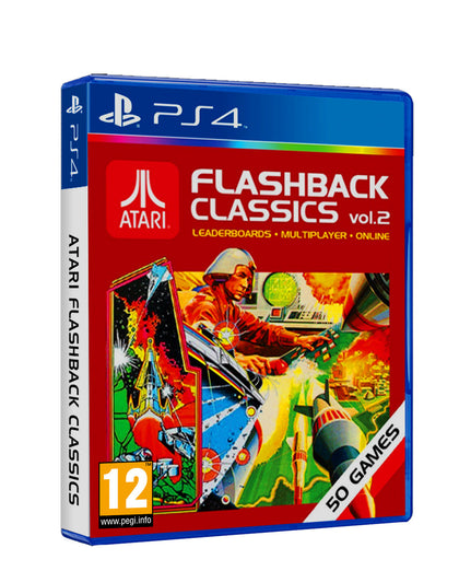 ATARI CLASSICS VOL 2 - PS4 - Video Games by pqube The Chelsea Gamer