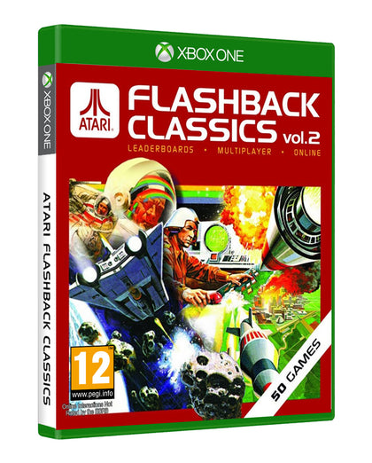 ATARI CLASSICS VOL 2 - Xbox One - Video Games by pqube The Chelsea Gamer