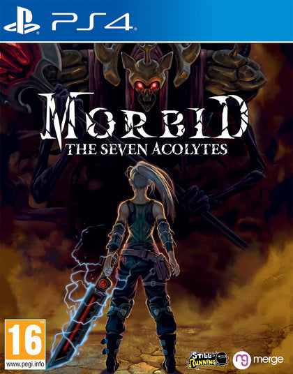 Morbid: The Seven Acolytes - PlayStation 4