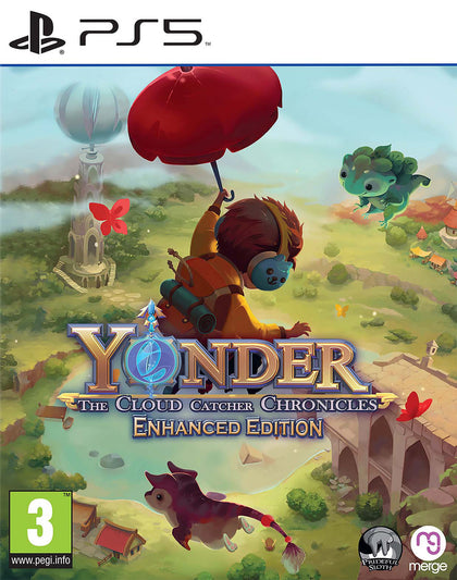 Yonder: The Cloud Catcher Chronicles Enhanced Edition - PlayStation 5