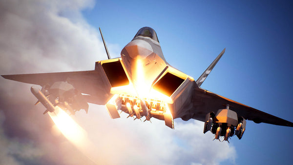 Ace Combat 7 Skies - Xbox One - Video Games by Bandai Namco Entertainment The Chelsea Gamer