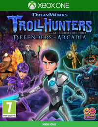 DreamWorks Troll Hunters: Defenders of Arcadia - Xbox