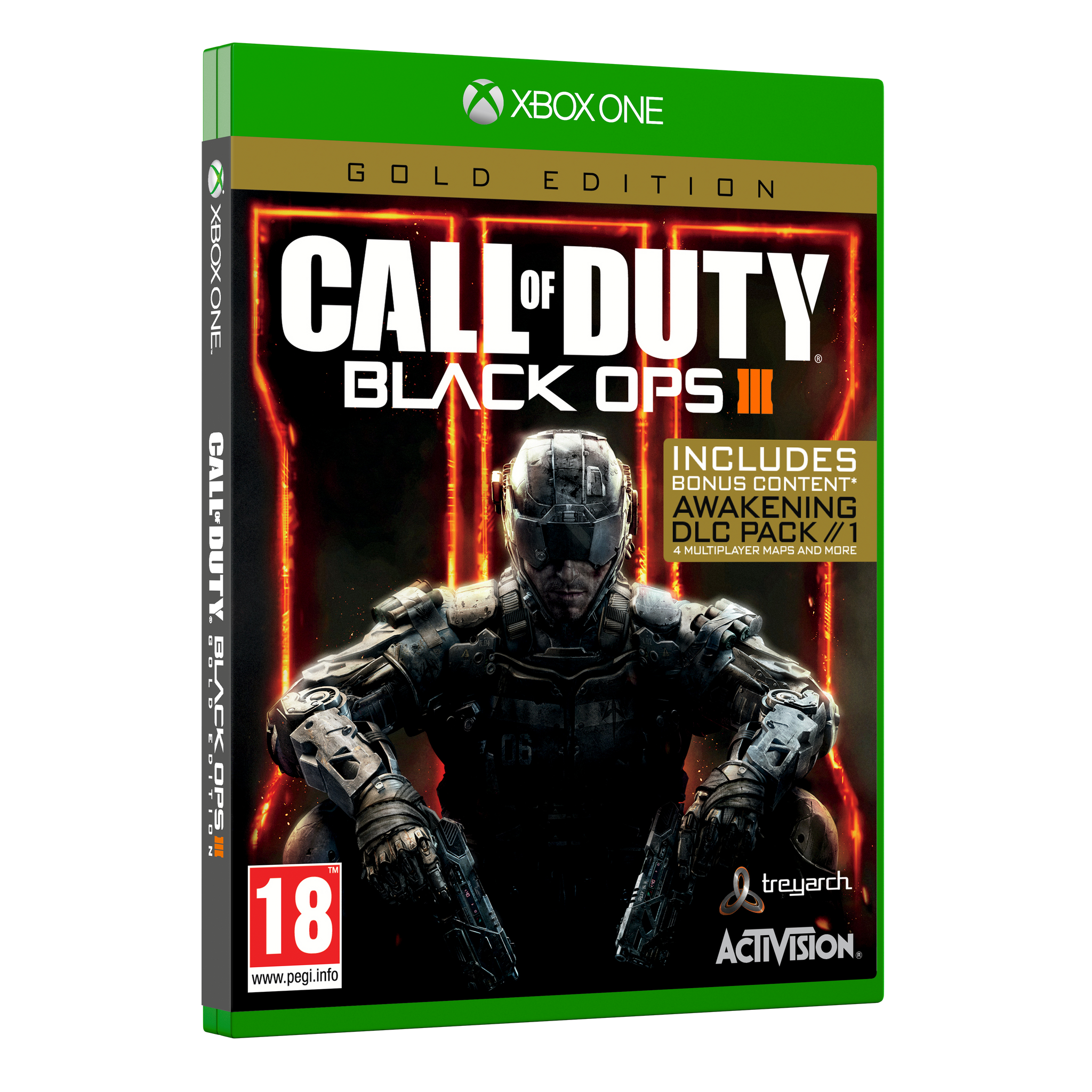 Call of Duty®: Black Ops III - Gold Edition - Xbox One
