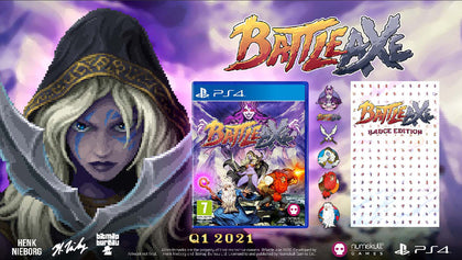Battle Axe - Badge Edition - PlayStation 4