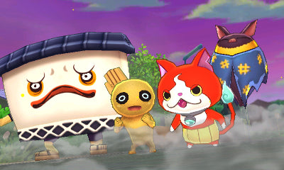 YO-KAI Watch Blasters - Red Cat Corps