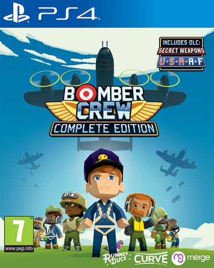 Bomber Crew Complete Edition - Video Games by Merge Games The Chelsea Gamer