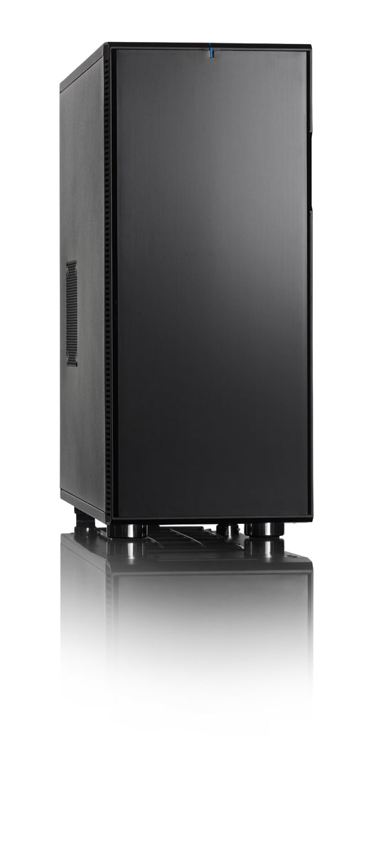 Define R5 Blackout Edition - Core Components by Fractal Designs The Chelsea Gamer