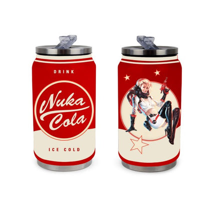 Fallout Metal Can Nuka Cola - merchandise by Gaya The Chelsea Gamer