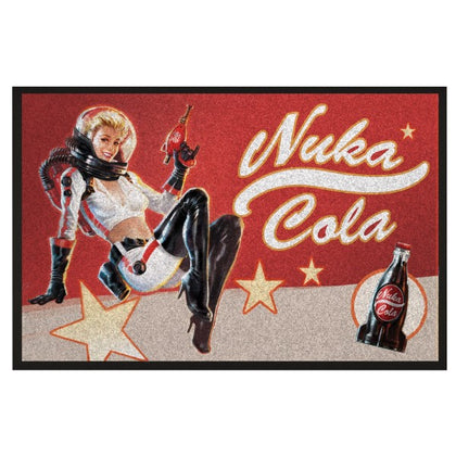 Fallout Doormat Nuka Cola Pin-Up - merchandise by Gaya The Chelsea Gamer