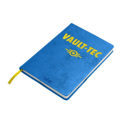 Fallout Notebook Vault-Tec - merchandise by Gaya The Chelsea Gamer