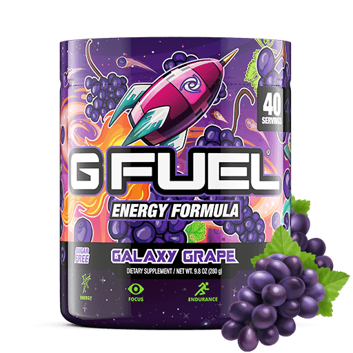 G Fuel - Galaxy Grape Tub