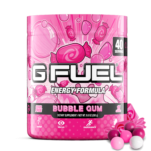 G Fuel - Bubble Gum Tub