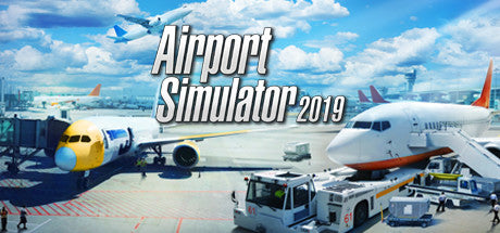 Airport Simulator 2019 - Video Games by UIG Entertainment The Chelsea Gamer