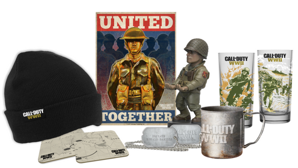 Big Box Loot Crate - Call of Duty WW2 - merchandise by Exquisite Gaming The Chelsea Gamer