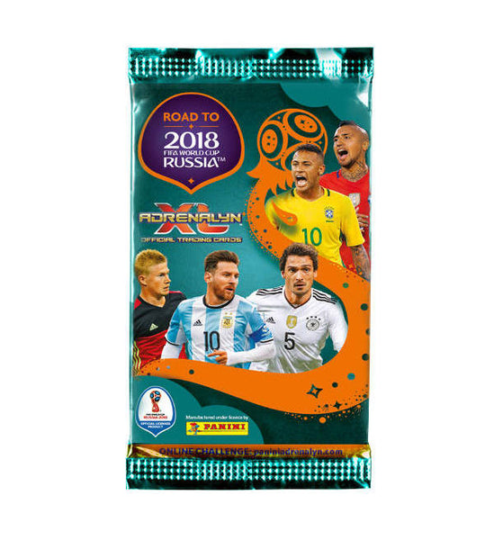 Adrenalyn XL Trading Cards - Road to Russia 2018 - merchandise by Panini The Chelsea Gamer