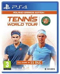 Tennis World Tour – Roland Garros Edition