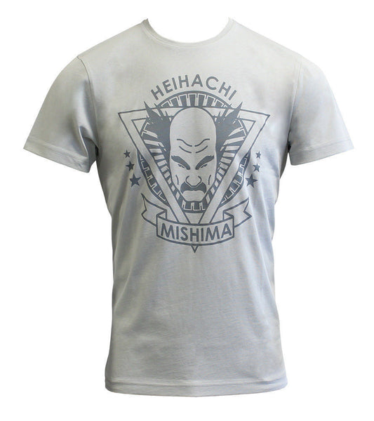 Tekken 7 - HEIHACHI MISHIMA T-SHIRT - merchandise by Rubber Road The Chelsea Gamer