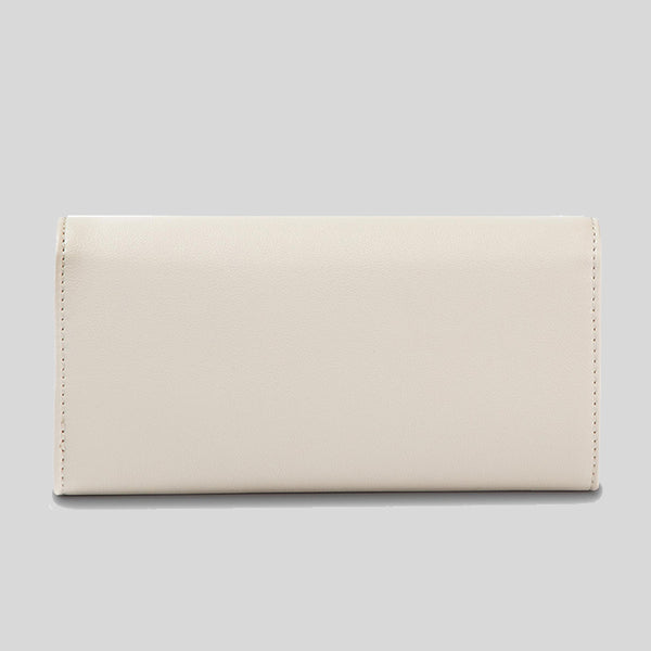 Love Moschino Wallet On Chain Cream White JC5640PP08KG