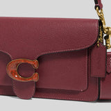 Coach Tabby Shoulder Bag 26 Wine 4607