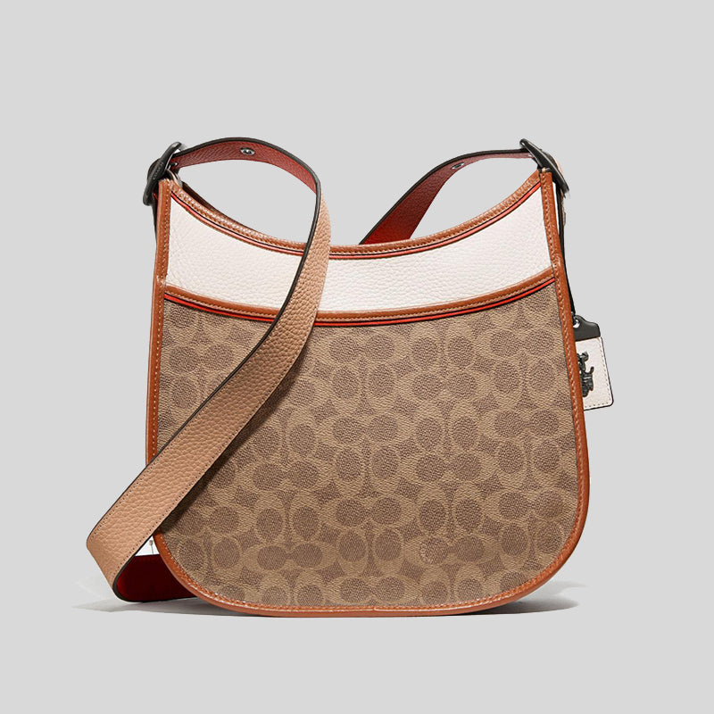 Coach Emery Crossbody In Colorblock Signature Canvas 686 lussocitta lusso citta