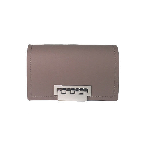 ZAC Zac Posen Eartha Card Case Dark Beige